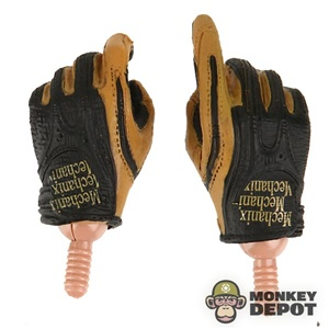 Hands: Toys City Mechanix Gloved