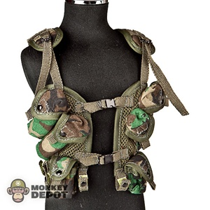 Vest: Toys City LBV-88 Woodland