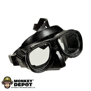 Goggles: Toys City Diving Mask Black