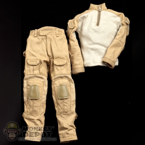 Uniform: Toys City Crye Gen 2 AC Combat Sand