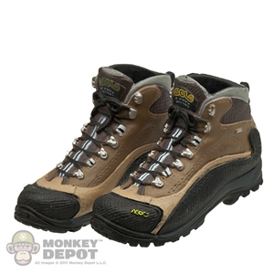 Boots: Toys City FSN-95 Hiking Boots (No Ankle Balls)