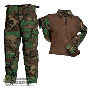 Fatigues: Toys City Woodland BDU