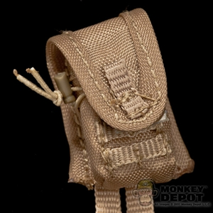 Pouch: Toys City Khaki Single 7.62mm Mag Pouch