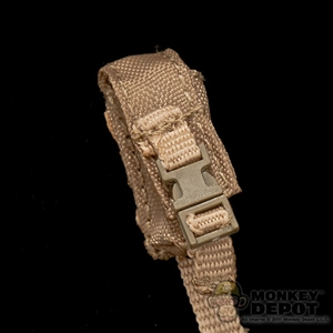 Pouch: Khaki Single Flash Bang Pouch