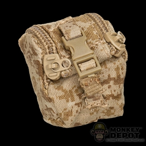 Pouch: Toys City CP Zippered Utility Pouch MOLLE - AOR1