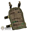 Subload: Toys City MOLLE Panel - Woodland
