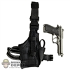 Pistol: Toys City Beretta M9 w/Drop Holster