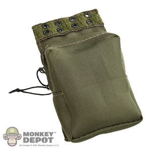 Pouch: Toys City Belt Mount Dump - OD Green