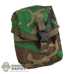 Pouch: toys City FSBE Utility Medium - Woodland