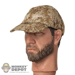 Hat: Toys City AOR1 Pattern Ballcap