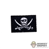 Insignia: Toys City Jolly Roger Patch
