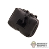 Pouch: Toys City General Purpose - Black