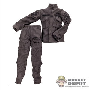 Fatigues: Toys City Crye Field - Black