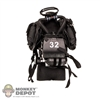 Tool: Toys City LAR Rebreather w/Vest, Weight Belt