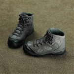 Boots: Toys City Combat Green (No Ankle Balls)