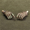 Hands: Toys City Gloved Green/Brown