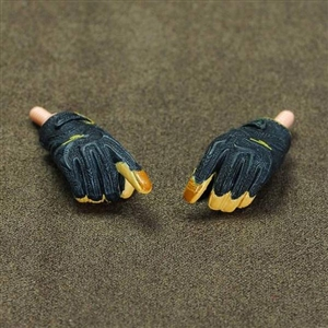 Hands: Toys City Gloved Black