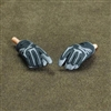 Hands: Toys City Gloved Black/Grey