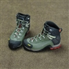 Boots: Toys City Combat Green/Black (No Ankle Balls)