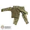 Uniform: Toys City Gen3 Combat Uniform Set Digi 2 Woodland