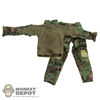 Uniform: Toys City Gen3 Combat Uniform Woodland