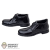 Shoes: Toys City Black Dress Shoes Molded