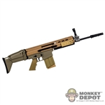 Rifle: Toys City Tan MK17 MOD 0 CQC