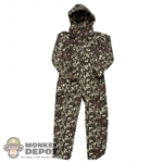 Uniform: Toys City WWII Russian Camouflage Windproof Smock