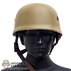 Tool: Toys City M38 Helmet Metal (DAK Tropical)