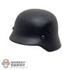 Helmet: Toys City WWII German M42 Metal Helmet