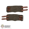 Gaiters: Toys City German WWII Short Cloth Gaiters