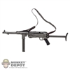 Rifle: Toys City German WWII MP38