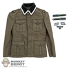 Tunic: Toys City German M36 Jacket w/Insignia