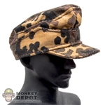 Hat: Toys City Autumn Oak Leaf Camo Field Cap