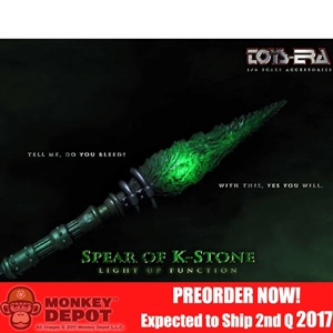 Weapon: Toys Era Spear Of k-Stone (TE-012B)