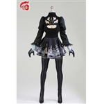 Clothing Set: TF Toys Cosplay Girl Outfit w/Head  (TFT-01)