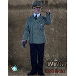 Boxed Figure: TiTToys WWII German Head Of State - Adolf Hitler B