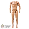 Figure: TiTToys Base Body w/Wrist Pegs & Feet