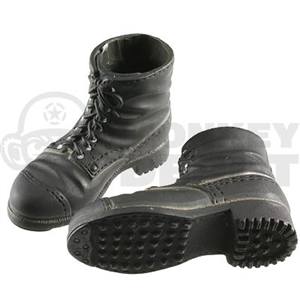 Boots Twisting Toys Italian Short Black