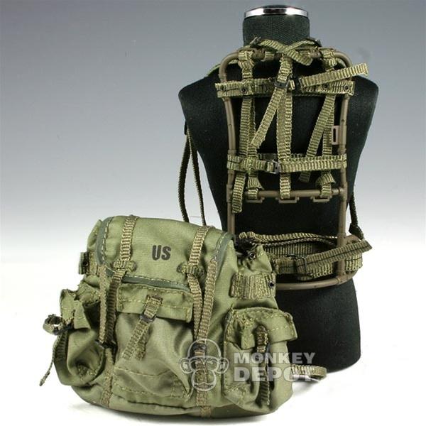 Pack Toy Soldier Lightweight Rucksack P68 W Frame