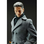 Boxed Figure: TTL Toys Man In Suit (Long, Light Grey) (TTL-68030)