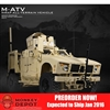 Boxed Vehicle: Taowan 1/6 Full Metal M-ATV MRAP All-Terrain Vehicle (TW-1205)