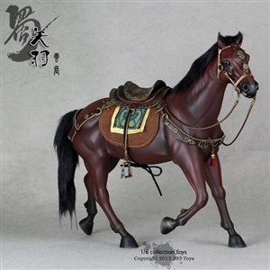 Boxed Figure: Three Zero Three Horse