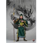 "Boxed Figure: Three Zero Three - Three Kingdom Series ""Guan Yu"""