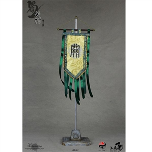 "Boxed Figure: Three Zero Three - Three Kingdom Series ""Flag"" (201)"