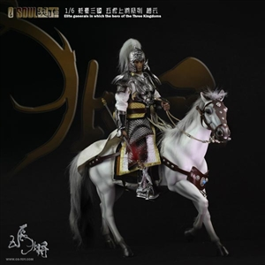 Boxed Figure: Three Zero Three - Elite General Series - Zhao Yun Regular Version (OST-RE)