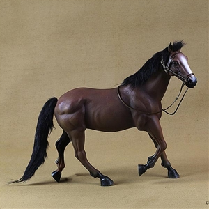 Boxed Figure: Three Zero Three Brown Horse (303T-103)