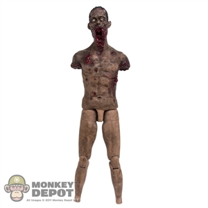 Figure: ThreeZero Walking Dead Michonne's Pet 1