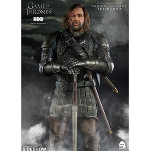 Boxed Figure: ThreeZero GOT Sandor Clegane The Hound (902836)