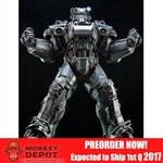 Boxed Figure: ThreeZero Fallout 4 T-60 Power Armor (902872)
